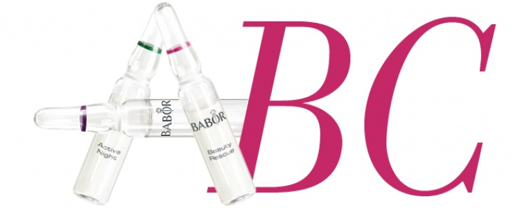 Het BABOR Beauty ABC!